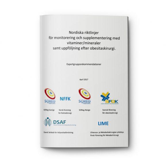 Dokument nordiska riktlinjer för vitamin- och mineralsupplementering
